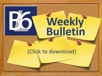 BL6 Weekly Bulletin